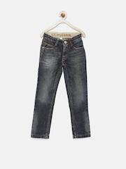 U.S. Polo Assn. Boys Blue Jeans