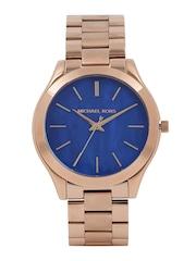 Michael Kors Women Blue Dial Watch MK3494I