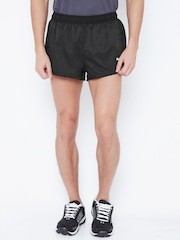 PUMA Men Black Solid Regular DryCELL Sports Shorts
