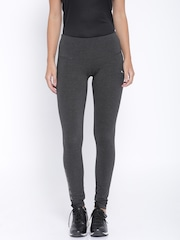 PUMA Charcoal Grey Tights