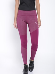 PUMA Purple Tights