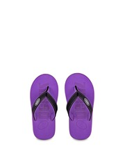 Beanz Girls Purple Flip Flops
