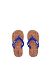 Beanz Boys Blue Flip-Flops