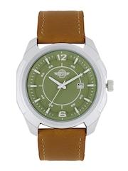 RDSTR Men Green Analogue Watch MFB-PN-WTH-S5848-02