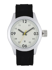 Roadster Men Cream-Coloured Analogue Watch MFB-PN-WTH-S5849-01