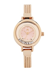 Anouk Women Rose Gold-Toned Analogue Watch MFB-PN-WTH-S5851-02