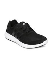 Adidas Men Black Element Refresh Running Shoes