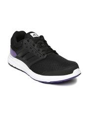 Adidas Men Black Galaxy 3 Running Shoes