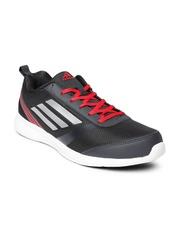 Adidas Men Charcoal Grey Adiray Running Shoes