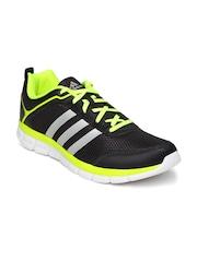 Adidas Men Charcoal Marlin 5.0 Running Shoes