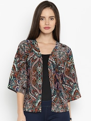 ONLY Multicoloured Printed Shrug