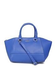 Lavie Blue Handbag with Sling Strap