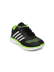 Kittens Boys Black Running Shoes