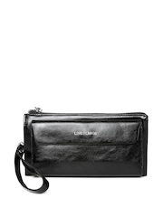 Lisa Haydon for Lino Perros Women Black Wallet
