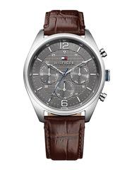 Tommy Hilfiger Men Grey Dial Chronograph Watch TH1791184J