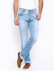 Pepe Jeans Men Blue Holborne Fit Jeans