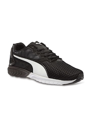 PUMA Men Black IGNITE Dual Running Shoes