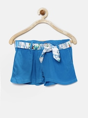 UFO Girls Blue Shorts