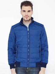British Club Blue Padded Jacket
