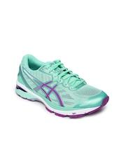 ASICS Women Green Running Shoes