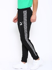 Puma Camo T7 Black Printed Lounge Pants