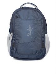 Skybags Unisex Navy Dunk 01 Laptop Backpack
