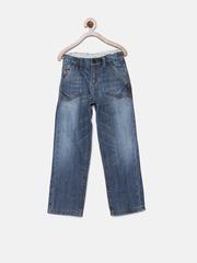 U.S. Polo Assn. Kids Boys Blue Jeans