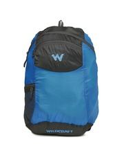 Wildcraft Men Blue Foldable Backpack