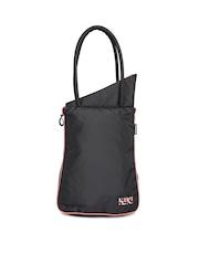Wildcraft Wiki Unisex Black Load-it Shoulder Bag