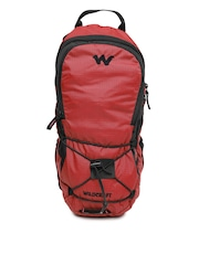Wildcraft Kids Red Annapurna 5 Rucksack