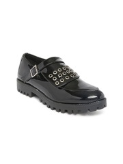 Knotty Derby Women Black Casual Shoes
