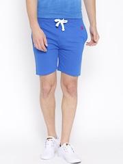 Rodamo Men Blue Shorts