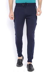 Campus Sutra Navy Track Pants