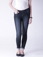 Moda Rapido Women Blue Skinny Fit Jeans
