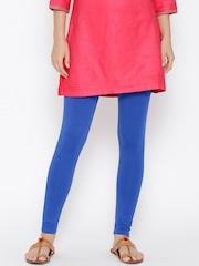 AURELIA Blue Leggings
