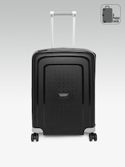 Samsonite Unisex Black Scure SP Small Trolley Suitcase