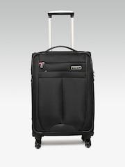 Samsonite Unisex Black Synconn Spinner Small Trolley Bag