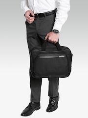 Samsonite Unisex Black Vectura Bailhandle Laptop Bag
