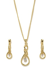 Estelle Gold-Plated Jewellery Set