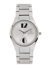 Daniel Klein Premium Men Silver-Toned Dial Watch DK10783-5