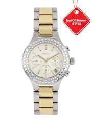 DKNY Women White Multifunction Watch NY2260I-2T