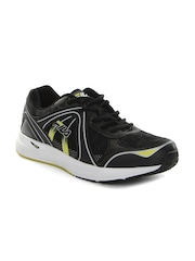 FILA Men Black Tainer Speed Running Shoes