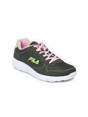 FILA Women Grey Elvey Lite Running Shoes