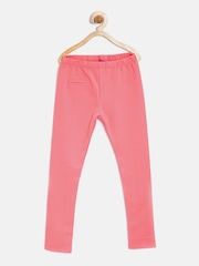 Nauti Nati Girls Pink Leggings