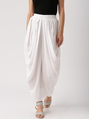 All About You from Deepika Padukone White Harem Pants