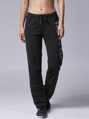 YWC Black Track Pants