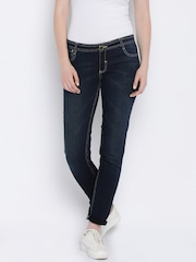 Van Heusen Woman Women Blue Jeans