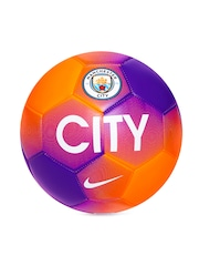 Nike Orange & Purple Prestige Printed Football