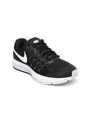 Nike Women Black Air Zoom Vomero 11 Running Shoes