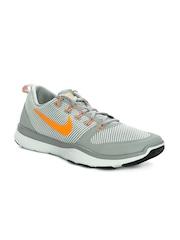 Nike Men Grey Free Train Versatility Training Shoes